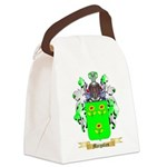 Margolies Canvas Lunch Bag