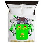 Margolies Queen Duvet