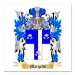 Margetts Square Car Magnet 3