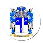 Margetson Round Car Magnet