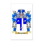Margetson 20x12 Wall Decal