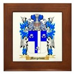 Margetson Framed Tile