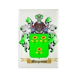 Margesson Rectangle Magnet (100 pack)