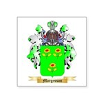 Margesson Square Sticker 3