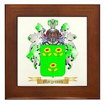 Margesson Framed Tile
