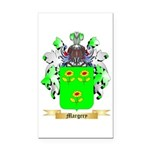 Margery Rectangle Car Magnet