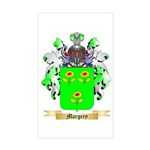 Margery Sticker (Rectangle)