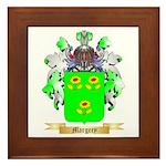 Margery Framed Tile