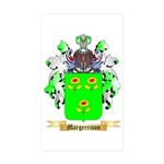 Margerrison Sticker (Rectangle 10 pk)