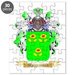 Margerrison Puzzle