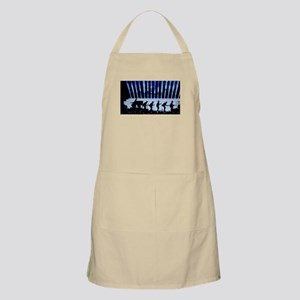 rockin blues Apron