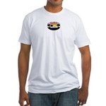 WWW Generic Logo Fitted T-Shirt