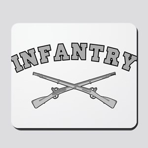 ARMY INFANTRY CROSSED RIFLES Mousepad