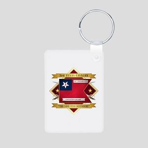 3rd Texas Cavalry Keychains