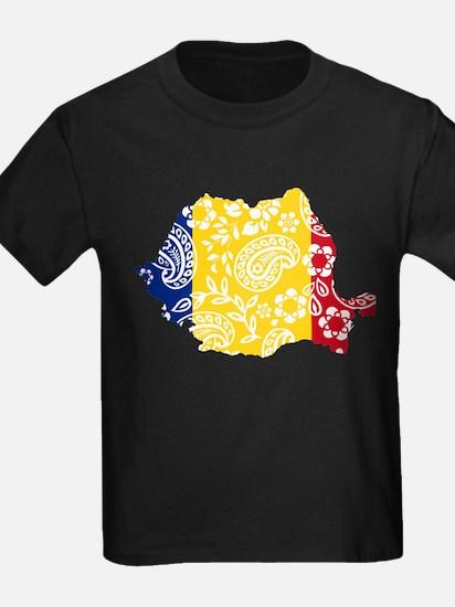 Paisley Romania T-Shirt