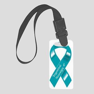 TN Ribbon Small Luggage Tag