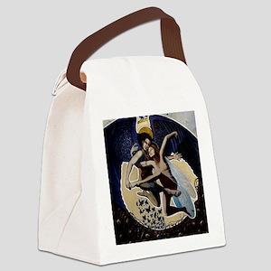 Heaven&Earth Canvas Lunch Bag