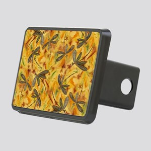 Dragonfly Flit Warm Breeze Rectangular Hitch Cover