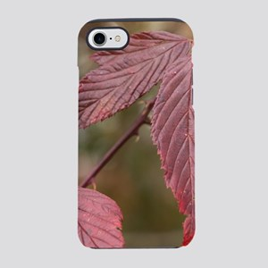 Red Leaves iPhone 8/7 Tough Case