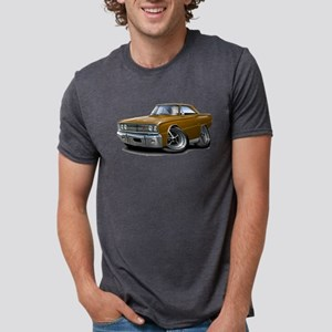 1967 Coronet Brown Car T-Shirt