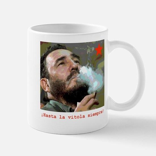 Unique Fidel Mug