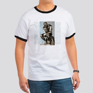 Rodin / Neruda Ringer T