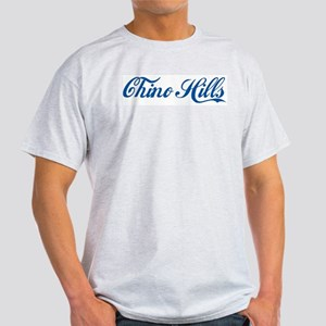 Chino Hills (cursive) Light T-Shirt