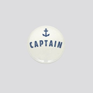Captain Mini Button