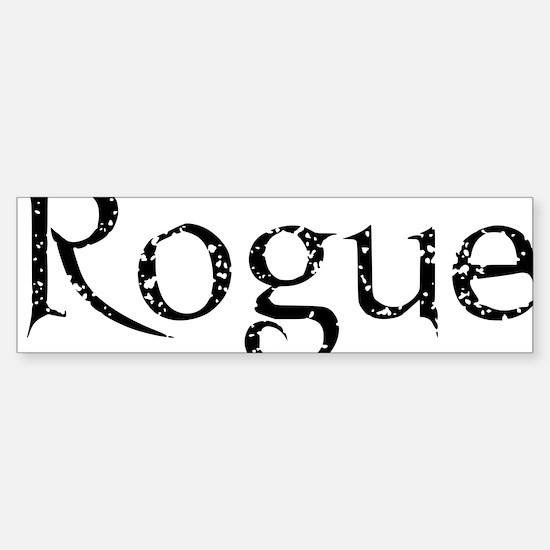 Rogue Sticker (Bumper)