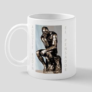 Auguste Rodin El Pensador - Mug