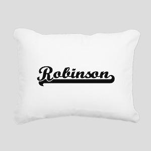 Robinson surname classic Rectangular Canvas Pillow