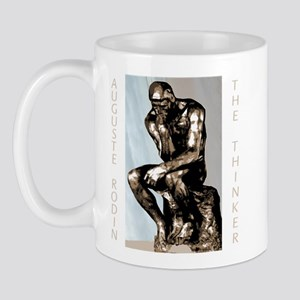 Auguste Rodin The Thinker Mug