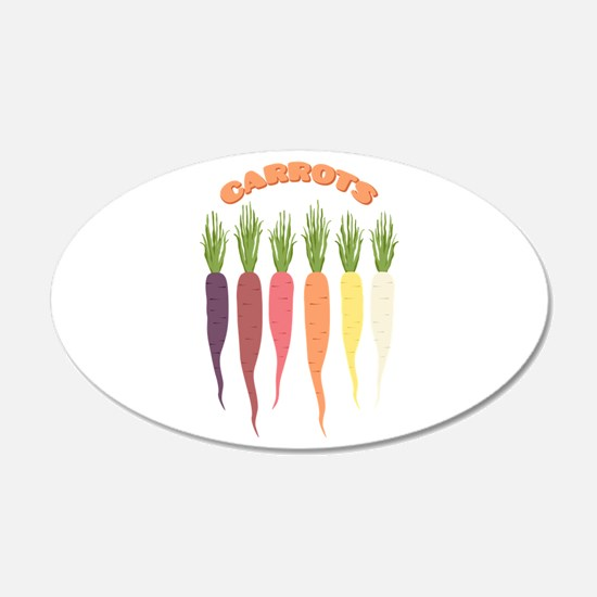 Carrots Wall Decal