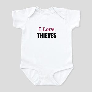 I Love THIEVES Infant Bodysuit