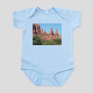Rocks near Sedona, Arizona 2 Body Suit