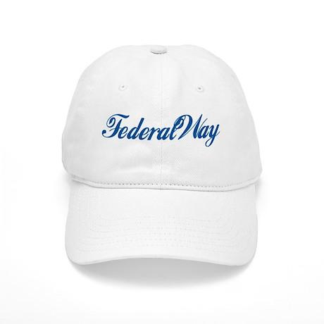 Federal Way (cursive) Cap