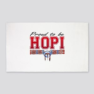 Proud To Be Hopi Area Rug