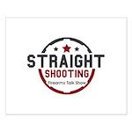 Straight Shooting Logo 1 Posters