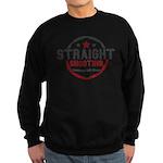 Straight Shooting Logo 1 Sweatshirt