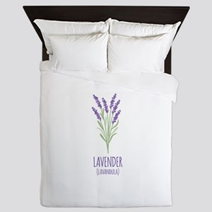 Lavender Queen Duvet
