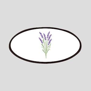 Lavender Flower Patch