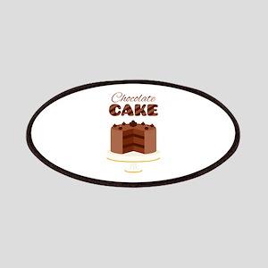 Chocolate Cake Patch