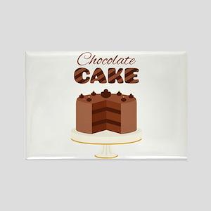 Chocolate Cake Magnets