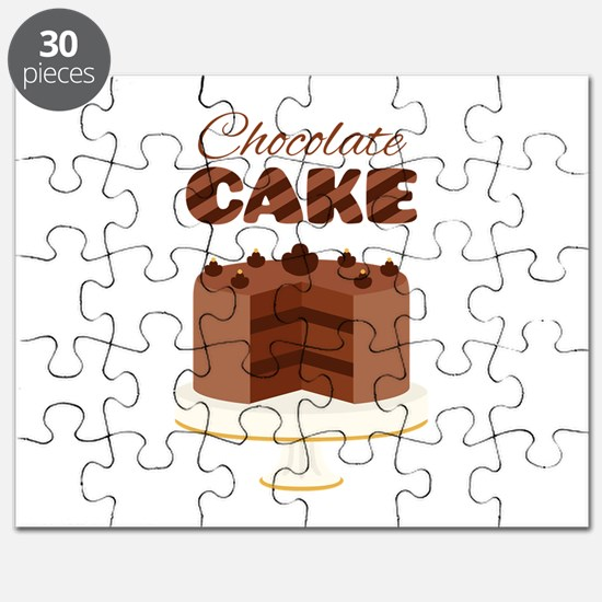 Chocolate Cake Puzzle