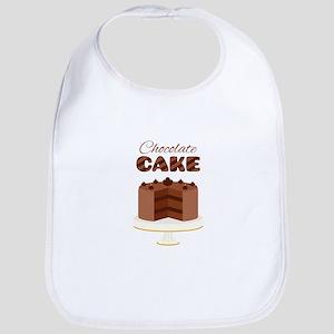 Chocolate Cake Bib