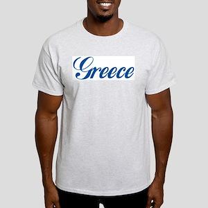 Greece (cursive) Light T-Shirt