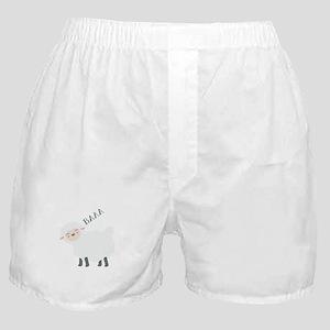 Baaa... Boxer Shorts