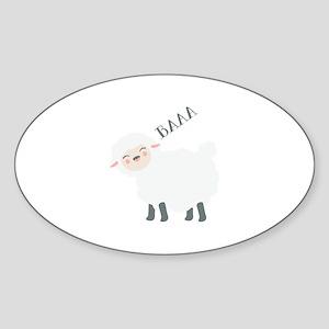 Baaa... Sticker