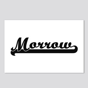 Morrow surname classic re Postcards (Package of 8)