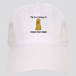 Personalized Goldendoodle Cap